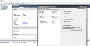 Enabling cut and paste on Vmware